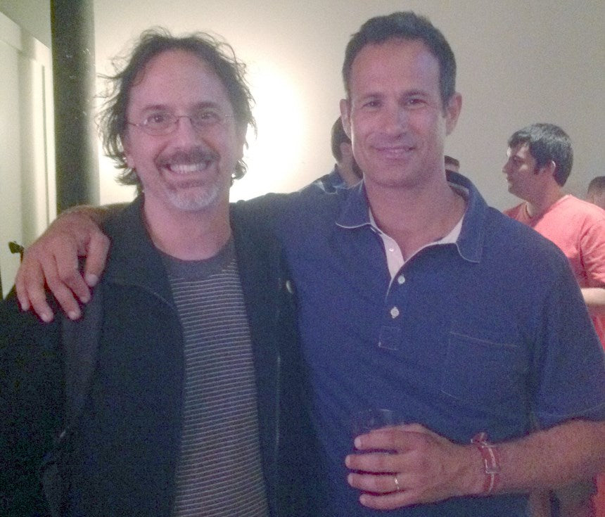 John L and Sam Calagione