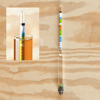 Load image into Gallery viewer, Triple Scale Hydrometer-Equipment