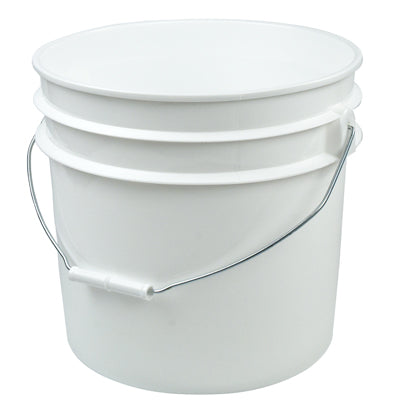 3.5 Gallon Plastic Bucket-Bucket