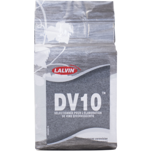 DV10 - Lalvin Dry Wine Yeast - 8 grams