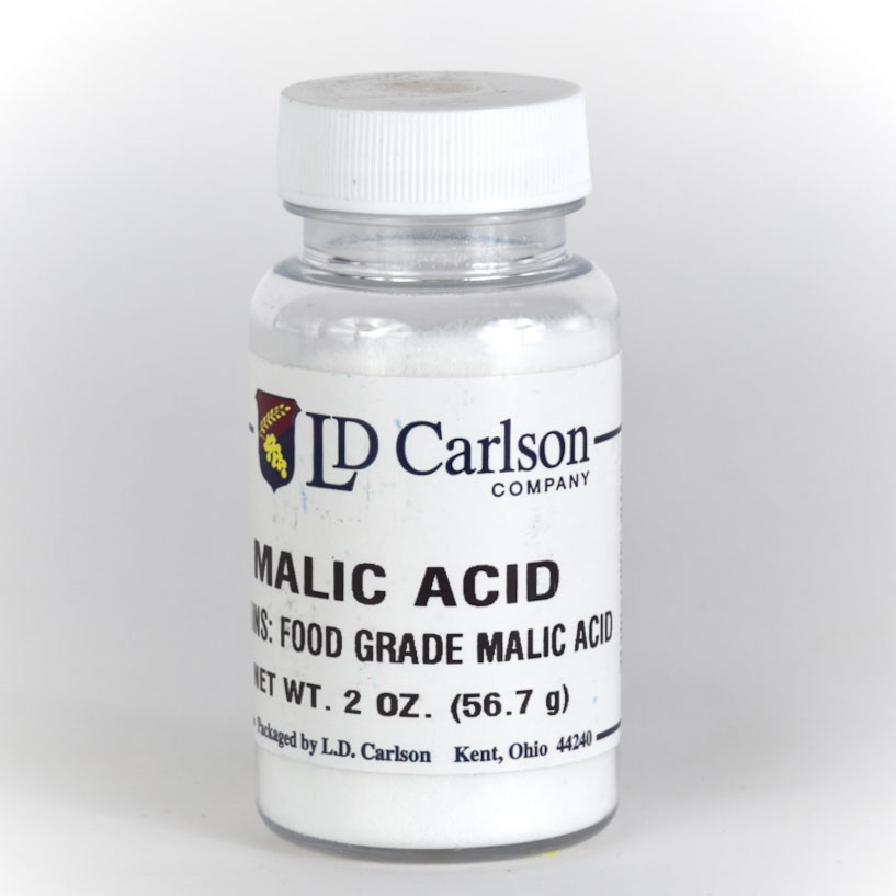 Malic Acid - 2 oz.