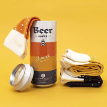 Load image into Gallery viewer, Beer Can Socks-Gifts