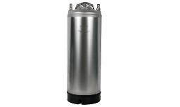 5 Gallon Stainless Steel Ball Lock Keg-Keg