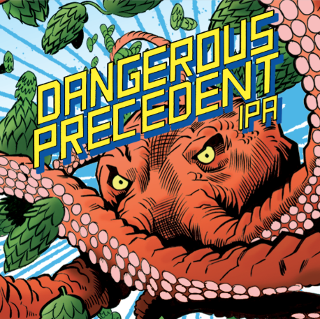 Dangerous Precedent IPA-Beer Kits