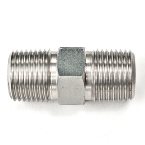 "Blichmann 1/2"" Threaded Coupling - Hex Nuts"