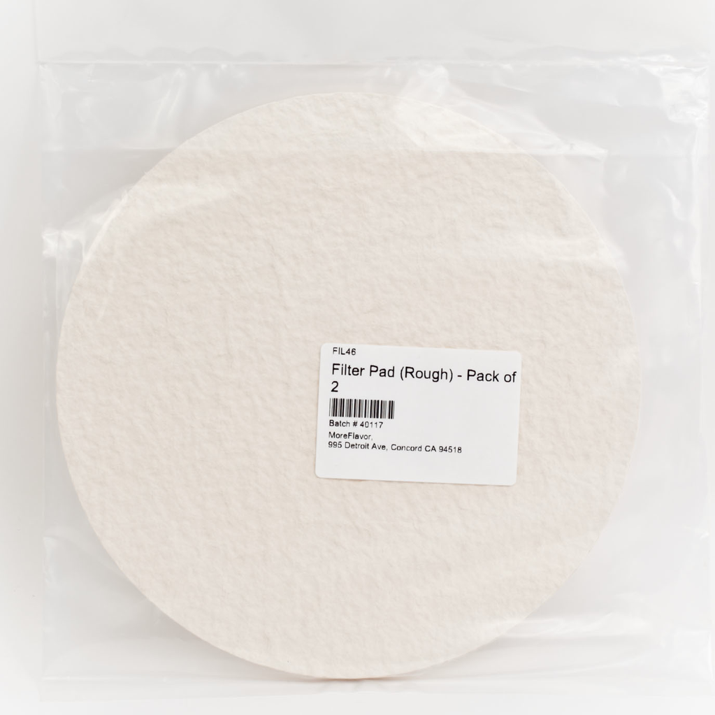 Plate Filter Pad (Sterile -.3 to .5 micron)-Filter