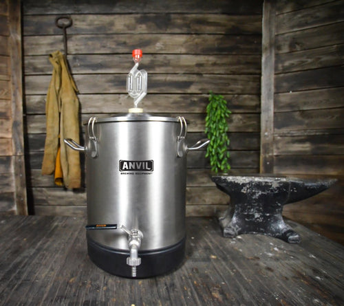 4 Gallon Stainless Bucket Fermenter (Anvil)-Bucket