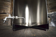 Load image into Gallery viewer, 7.5 gallon Stainless Bucket Fermenter (Anvil)