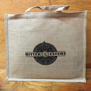 Bitter & Esters Tote Bag-Gifts