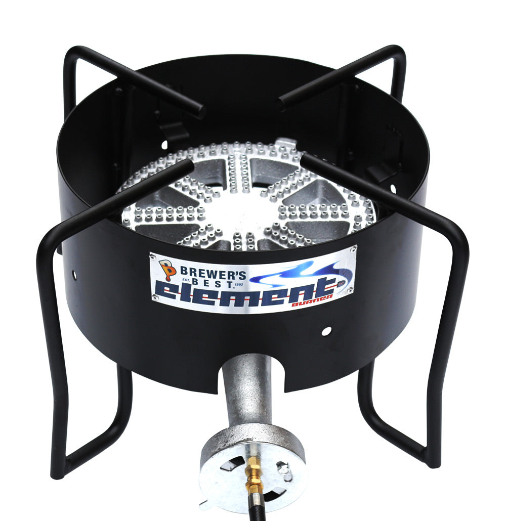 Brewers Best Cast Iron Burner (with Regulator)