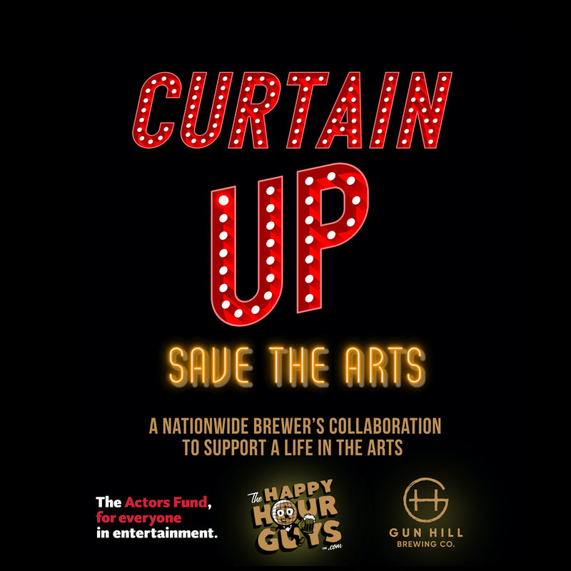 Curtain Up-Beer Kits