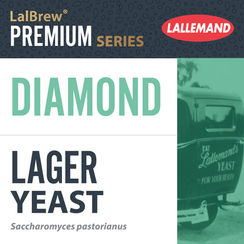 Diamond Lager Dry Yeast - Lallemand-Yeast