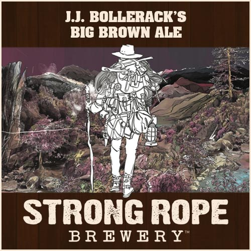 J.J. Bolleracks Big Brown Ale