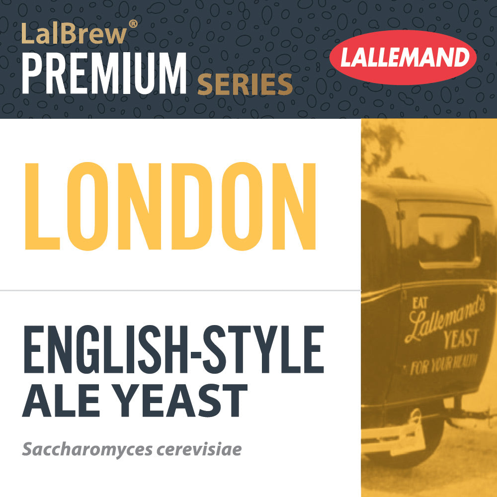 London English-Style Dry Ale Yeast - Lallemand-Yeast