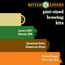 Load image into Gallery viewer, Pint Sized Brewing Kit-Starter Kit