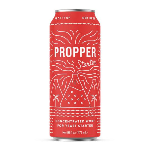Propper Starter - Condensed Wort - 16 oz.-Malt Extract