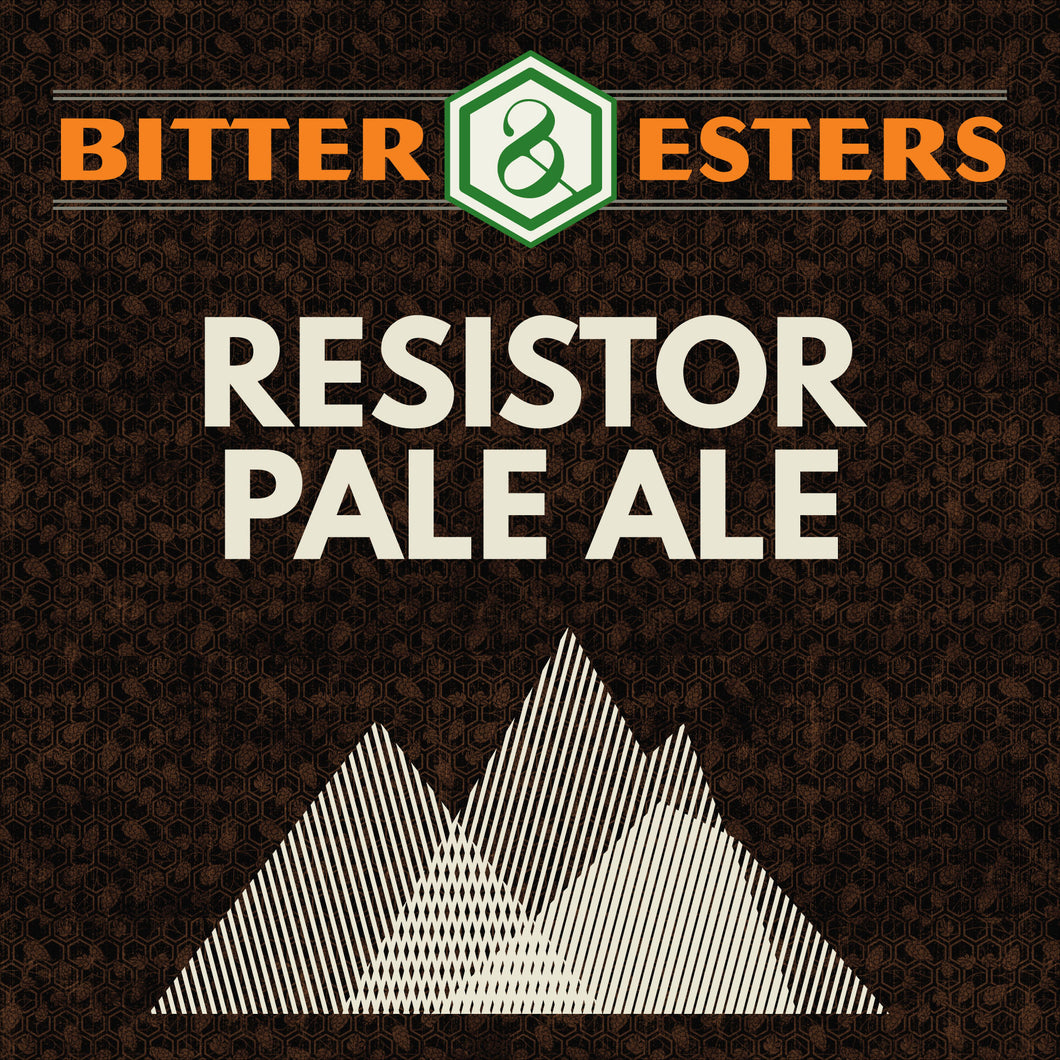 Resistor Pale Ale-Beer Kits