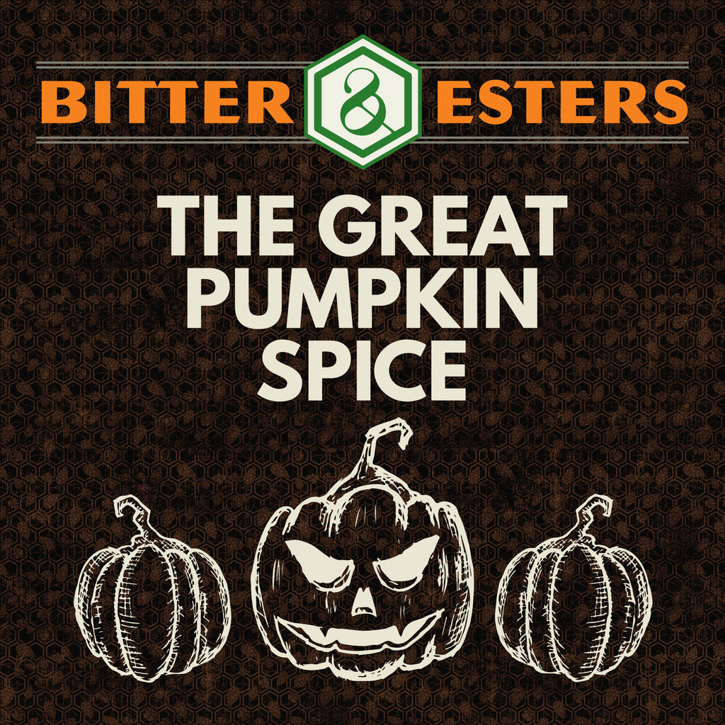 The Great Pumpkin Spice