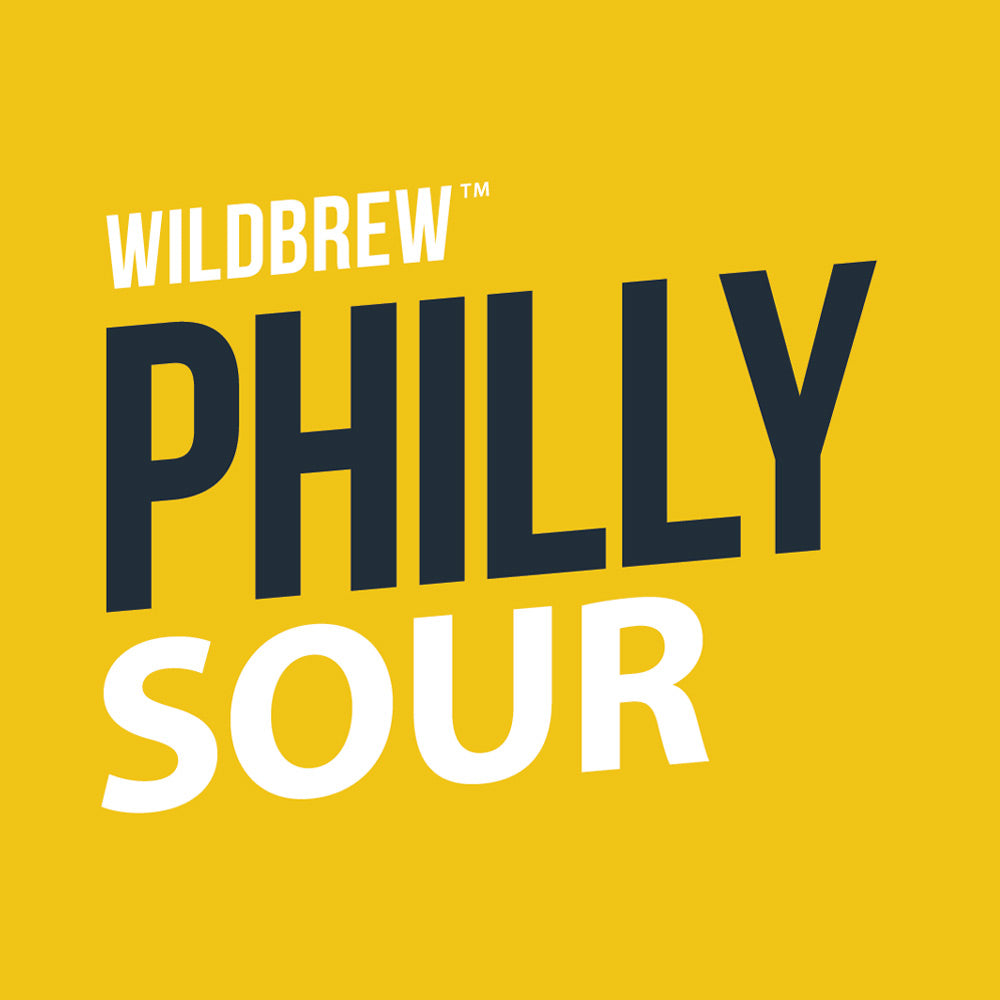 Wildbrew Philly Sour Dry Yeast 11g - Lallemand