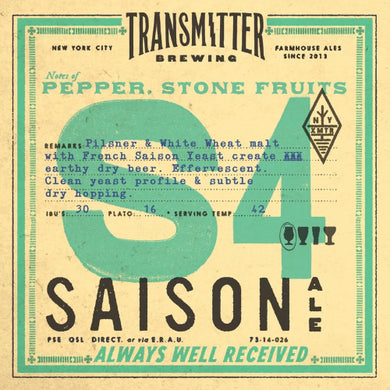 S4 (Saison)-Beer Kits