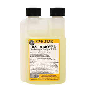 Beer Stone Remover - 8 oz-Cleaner