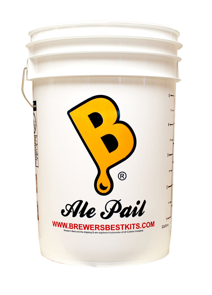 "6.5 Gallon Bucket ""Ale Pail"""