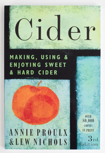 Cider - Making, Using & Enjoying Sweet & Hard Cider-Books