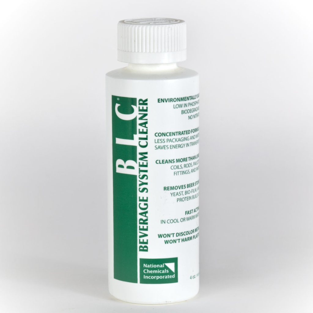 Beer Line Cleaner - 4 oz-Cleaner