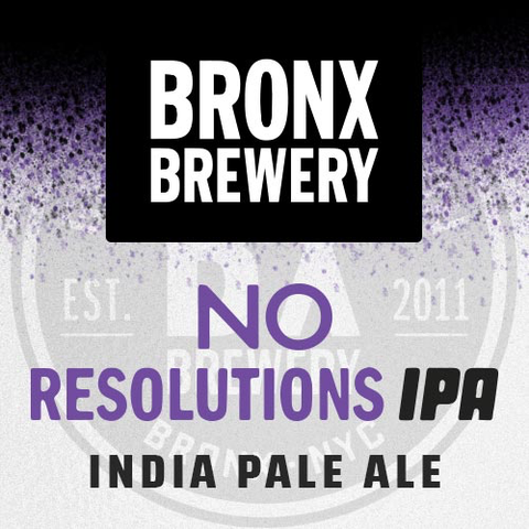 NO Resolutions IPA