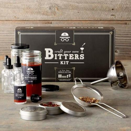 Craft Your Own Bitters Kit-Bitters