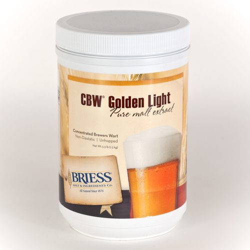 Golden Light Liquid Malt Extract-Malt Extract