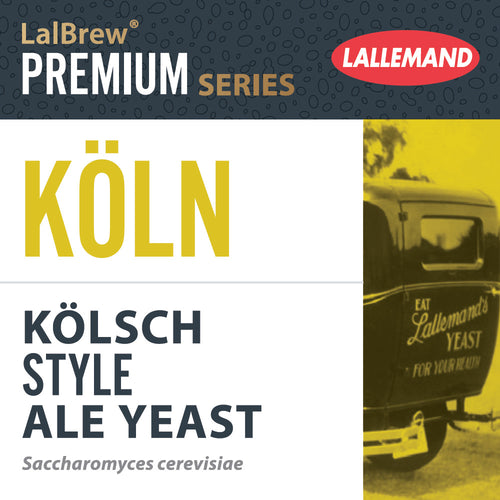 Kolsch Dry Ale Yeast-Lallemand