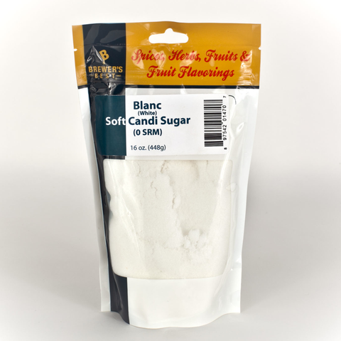 Soft Candi Sugar - White - 1#