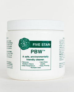 Five Star PBW - 1lb-Cleaner