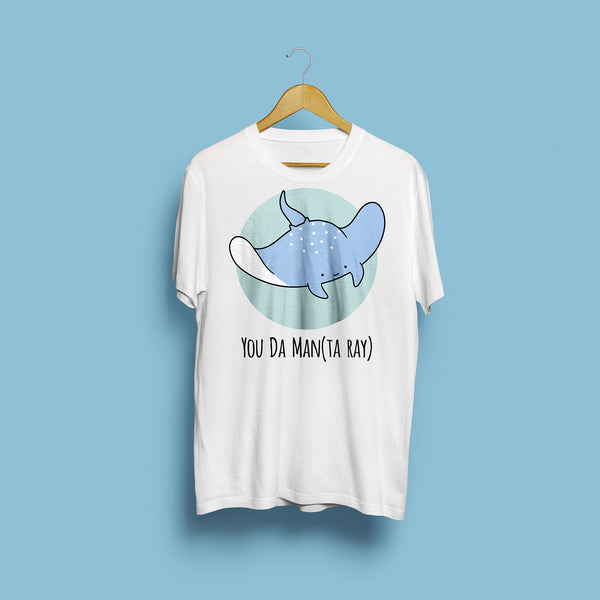 You Da Manta Ray Unisex T-Shirt