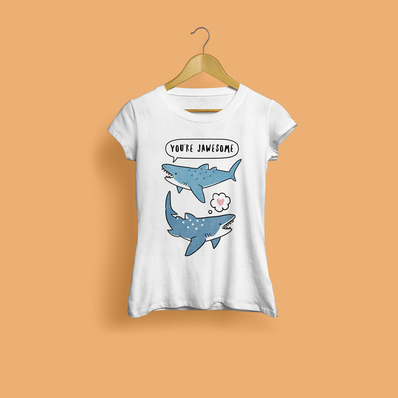 Jawesome Shark Women's T-Shirt