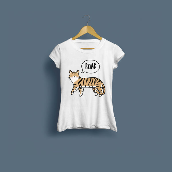 Roaring Tiger Women's T-Shirt