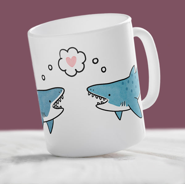 Jawesome Sharks Mug