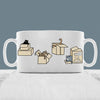 Cats in Boxes Mug