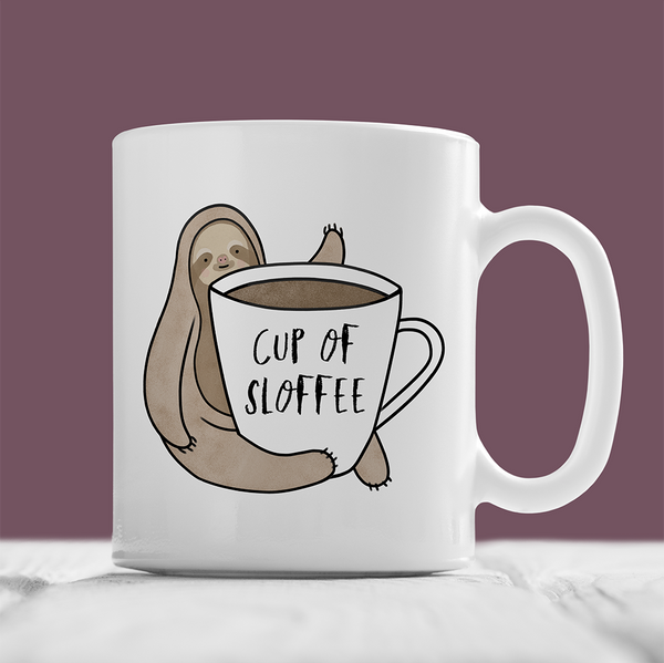 Cup Of Sloffee Mug