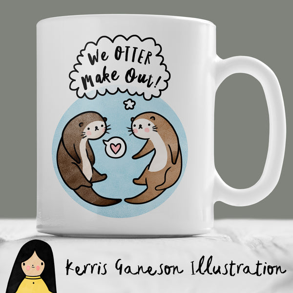We Otter Make Out Mug