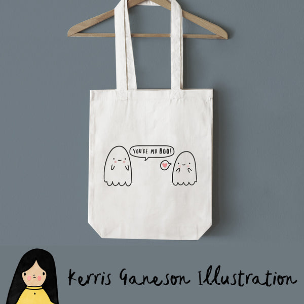 You're My Boo Tote Bag