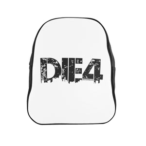 Die4 School Backpack