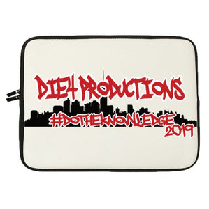 "Die4 Productions 17"" Laptop Sleeve"