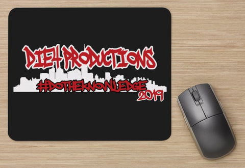 Die4 Productions Mouse Pads