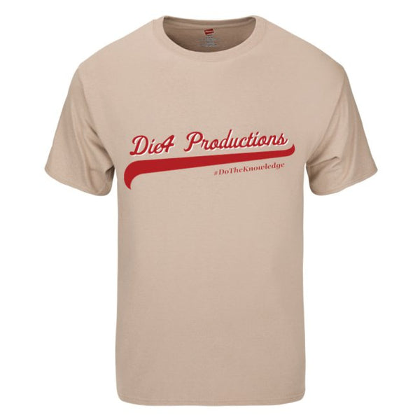 Die4 Productions Home Team T-Shirt