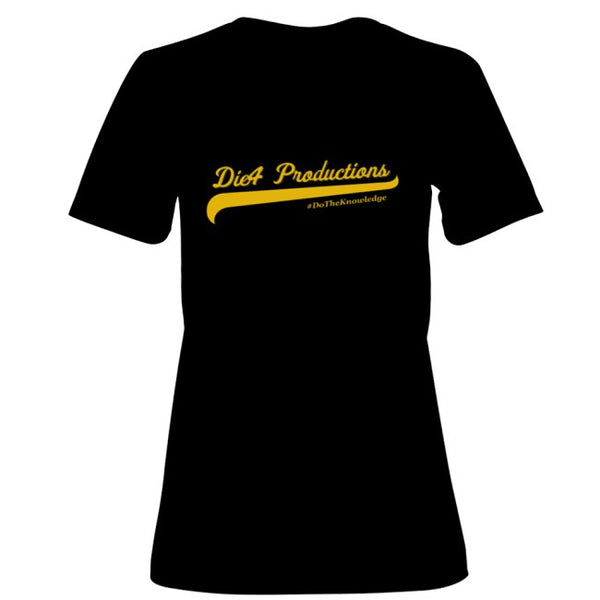 Die4 Productions Home Team Women's T-Shirt