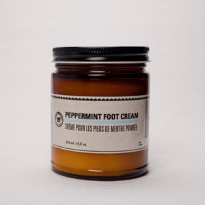 Lamb's Soapworks - Foot Creme - Peppermint