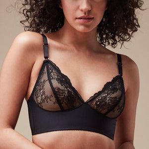 Fortnight - Ivy Longline Wireless Bra - More Colors
