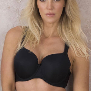 Fit Fully Yours - Zora Moulded Bra - Black